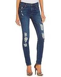 James Jeans J Twiggy Cabana Deconstructed Jeans