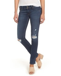 Hudson Jeans Collin Supermodel Ripped Skinny Jeans