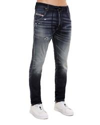 Diesel Krooley Joggjeans Distressed Extra Slim Straight Jeans