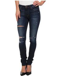 Joe's Jeans Mid Rise Skinny In Jem
