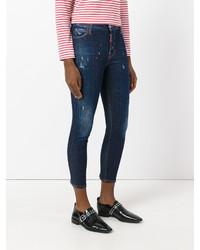 Dsquared2 Paint Splatter Londean Jeans