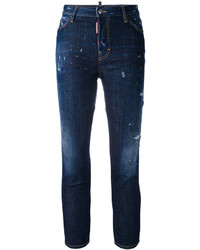 Dsquared2 Paint Splatter Londean Jeans