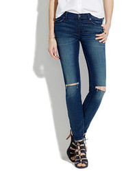 Madewell Skinny Skinny Jeans Destructed Edition