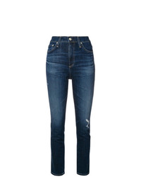 AG Jeans Sophia Cropped Skinny Jeans