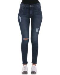Hudson Super Skinny Ankle Jeans
