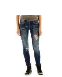 Tyte Jeans Embellished Skinny Jeans
