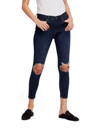 We the free by high waist ankle skinny jeans medium 8680264