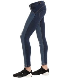 Wrup super skinny destroyed jeans medium 3706249