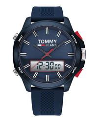 Tommy Jeans Ana Digi Silicone Watch