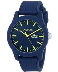 Lacoste 2010792 1212 Blue Resin Watch