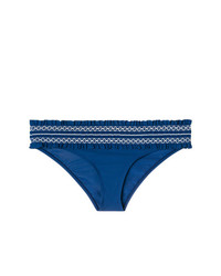 Tory Burch Decorative Ruffle Bikini Bottoms