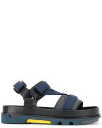 Emporio Armani Chunky Sole Sandals