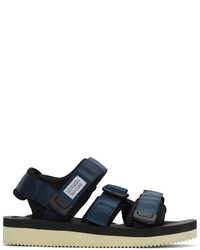 Suicoke Navy Kisee Sandals