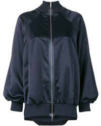 Satin bomber jacket medium 4346201