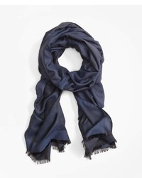 Brooks Brothers Golden Fleece Jacquard Scarf