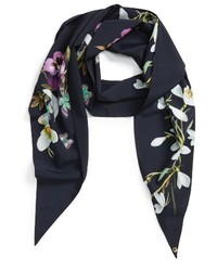 Ted Baker London Esmina Entangled Enchantt Skinny Scarf
