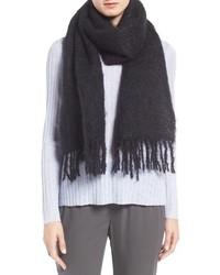 Mohair blend fluff scarf medium 951911