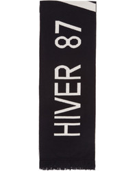 A.P.C. Navy Hiver 87 Scarf