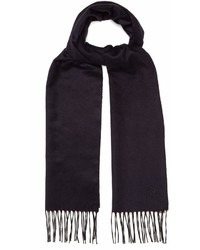 Dunhill Silk And Cashmere Blend Scarf