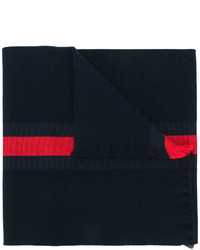 Gucci Web Trimmed Scarf