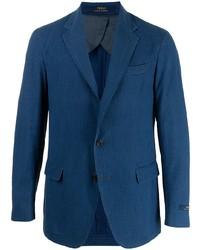 Polo Ralph Lauren Seersucker Single Breasted Sport Coat