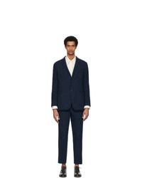 Brioni Navy Galeno Suit