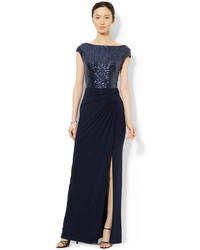 641aa77812216 Women's Navy Evening Dresses from Macy's | Women's Fashion ...