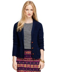 Brooks Brothers Shawl Collar Cardigan