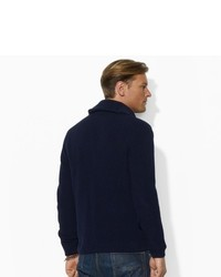 Polo Ralph Lauren Carded Cotton Shawl Cardigan