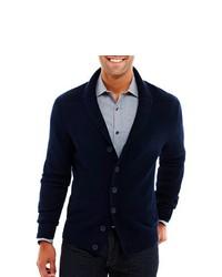 Claiborne Shawl Collar Cardigan