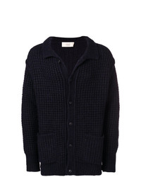 Maison Flaneur Knitted Button Cardigan