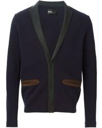 Kolor Shawl Collar Cardigan