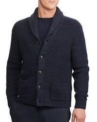 Polo Ralph Lauren Ribbed Shawl Collar Cardigan