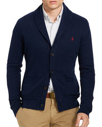 Polo Ralph Lauren Shawl Collar Cotton Cardigan