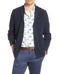 1901 Shawl Collar Marled Cardigan