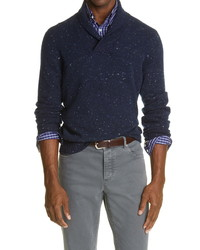 Brunello Cucinelli Donegal Tweed Pullover
