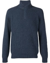 Loro Piana Shawl Neck Sweater
