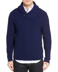 Vineyard Vines Shawl Collar Cashmere Sweater