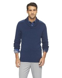 Cherokee Shawl Collar Pullover Sweater