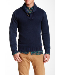 Scotch & Soda Shawl Collar Sweater