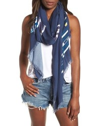 WANDER BY VIRGINIA WOLF Boho Dual Wrapscarf
