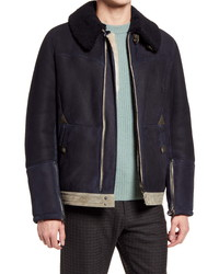 Closed Genuine Leather Jacket