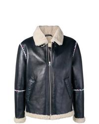 Fila Schott Nyc Melvin Sherpa Jacket