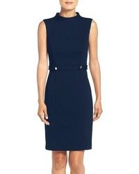 Navy sheath dress original 9811152