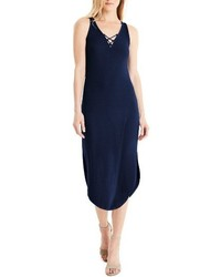 Michl stars front to back midi dress medium 3773198