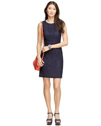 Brooks Brothers Sleeveless Shift Dress