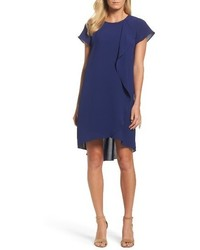 Crepe shift dress medium 4014631