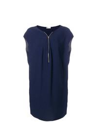 Lanvin Zip Front Dress