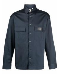 Paul Smith Cotton Shirt Jacket
