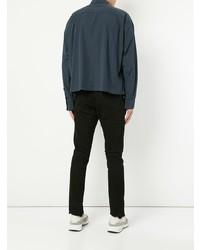 Unused Drawstring Hem Shirt